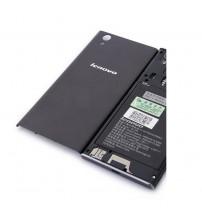 Заден капак за Lenovo P70 тъмно син