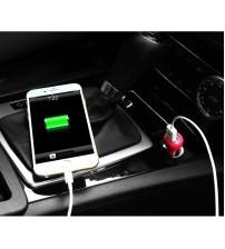 Зарядно за кола за iPhone / iPad Baseus Color Dual Port